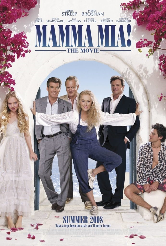 Mama mia - the best wedding movie