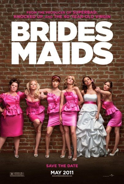 bridesmaids wedding movie