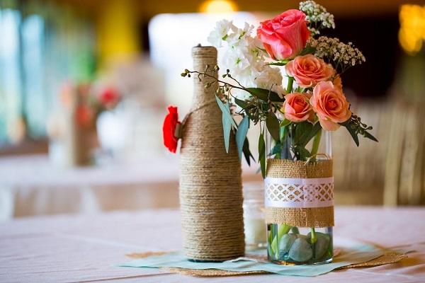 wedding centerpiece idea for budget weddings