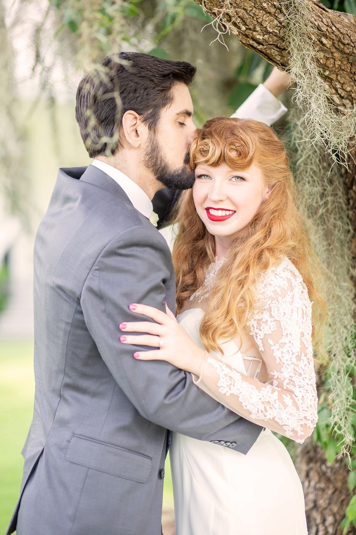 The Notebook Inspired wedding