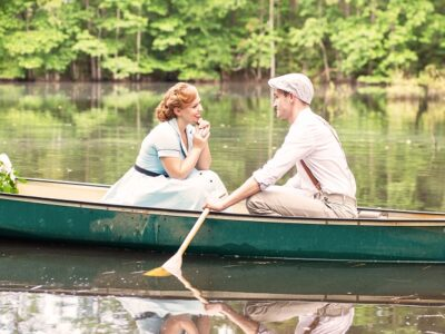 The styleshoot for the Notebook inspired movie theme. #notebook #weddingtheme #weddingmovie