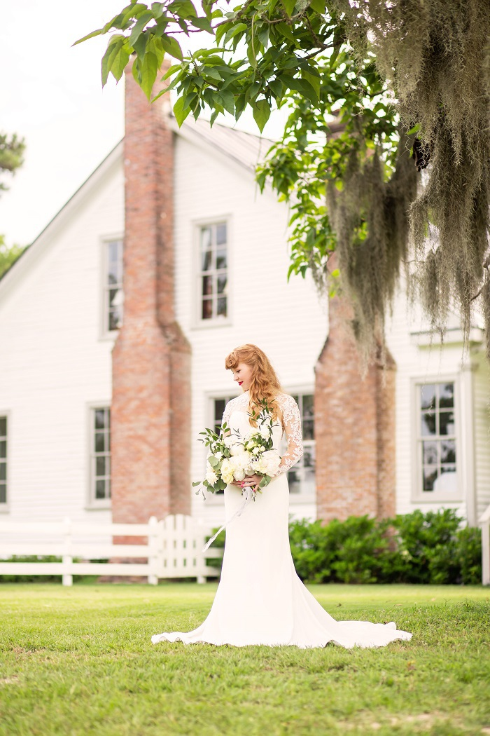 the notebook inspired wedding style shoot