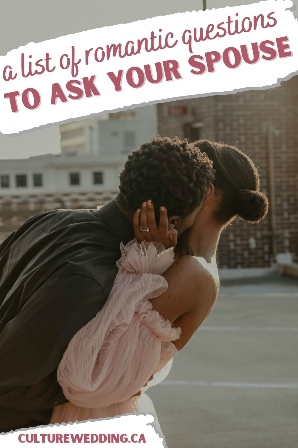 Here are a list of fun and romantic questions to ask your spouse! Want to reconnect with your spouse? You need to know how to improve communication in your marriage! Don't just ask how was your day? Use this checklist of questions to ask your husband to reconnect and improve your relationship! These are the best funny and thoughtful questions to ask your spouse! Great marriage tips!