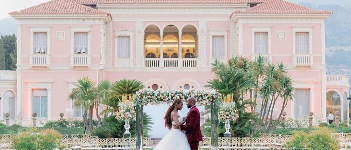 Issa Rae Marries Louis Diame! Issa Rae Marries Longtime Beau Louis Diame in Custom Vera Wang Dress: 'So Real and Special' Issa Rae shared glamorous photos from the destination wedding in the South of France