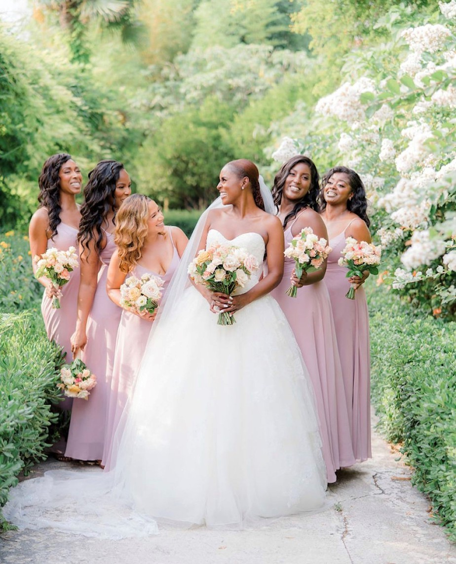 Issa Rae Marries Louis Diame in Stunning Vera Wang Wedding Dress A congratulations is in order to the Insecure star Issa Rae. Rae married her longtime boyfriend Louis Diame in the South of France in a romantic private ceremony. Issa hilariously confirmed the new…